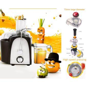 Harga Alpha Living High Performance Juice Extractor Stainless Steel Electric Juicer