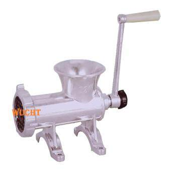Aluminium Alloy Counter Top Manual Meat Grinder # 22