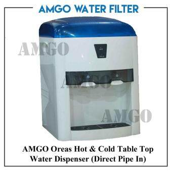 AMGO 803 Oreas Hot And Cold Table Top Water Dispenser
