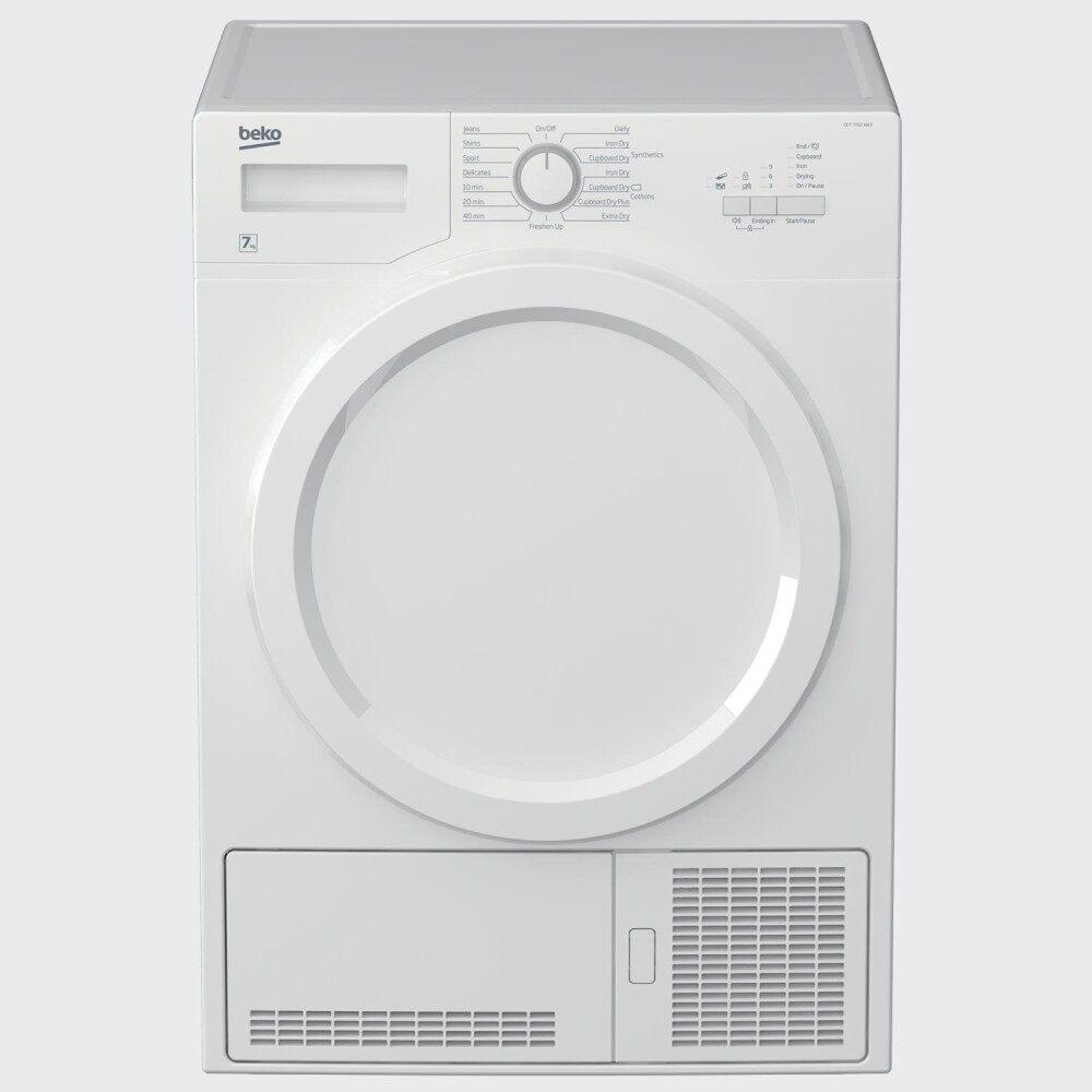 Beko 7KG Condenser Dryer 7KG DCY-7202X