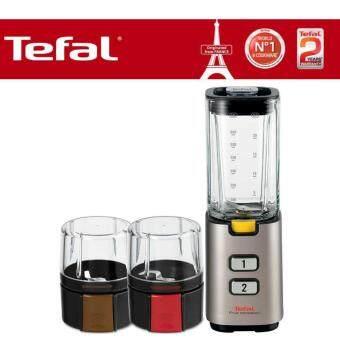 BL142- (3pcs) Tefal Fruit Sensation Blender + Chopper + Grinder 300W