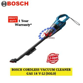Bosch GAS 18V-Li 18V Cordless Vacuum Cleaner WITHOUT Battery & Charger