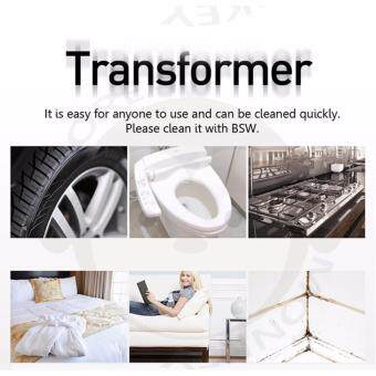 BSW Portable Steam Cleaner BS-1509-HSC - 4