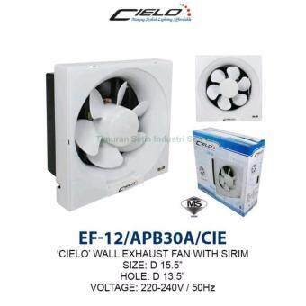 cielo wall exhaust fan