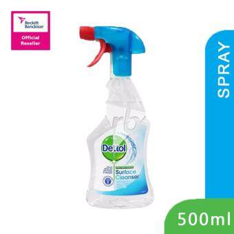 Harga Dettol Trigger Spray Surface Cleanser 500ml - 3024850
