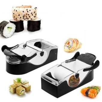 Harga DIY Homemade Sushi Roll Maker Perfect Japanese Rice Mold Machine