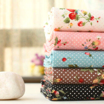 Harga DIY shirt dress handmade cotton cloth fabric