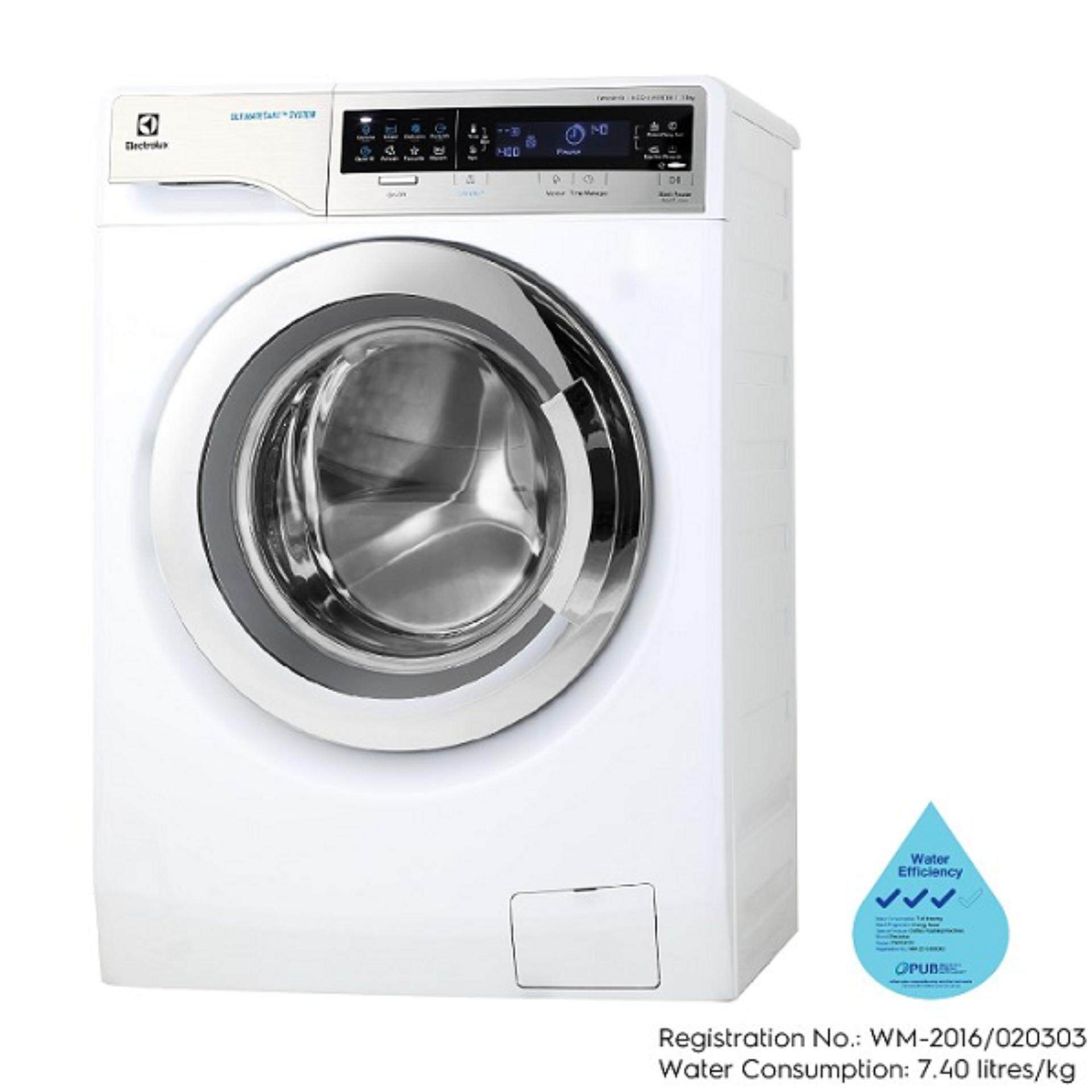 electrolux washer and dryer. electrolux washer dryer 11kg wash and 7kg eww-14113 | lazada malaysia