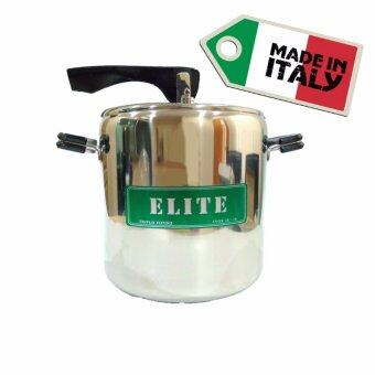 Elite Pressure Cooker (High Quality) 9 Litre [Made In Italy]