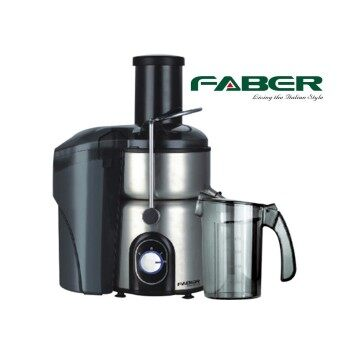Harga Faber Stainless Steel 800W Juicer / Juice Extractor FJE9800