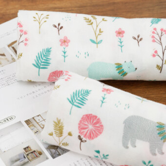 Harga Fabric baby a class baby drawing forest gauze Cotton