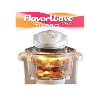 FlavorWave Oven Turbo Halogen Convection Oven 12L