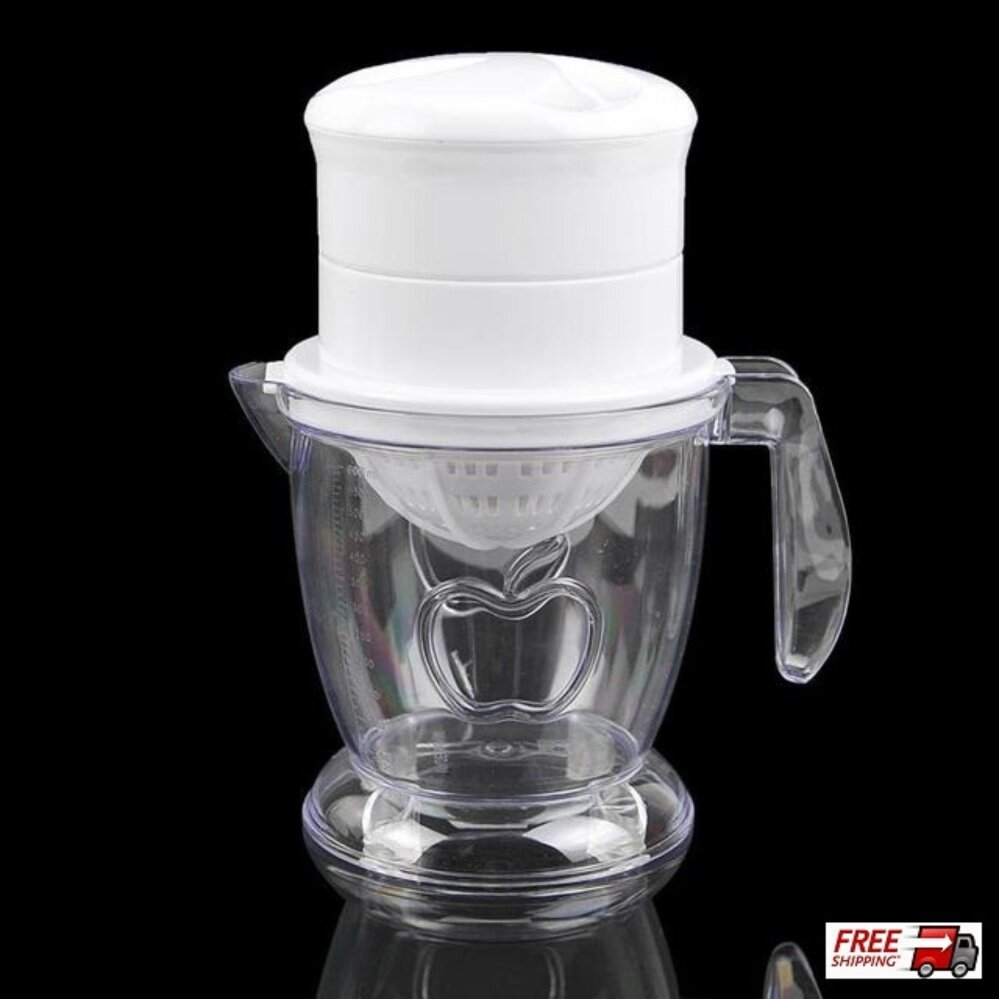 Free and Easy Multi Way Fruit Juice Squeezer