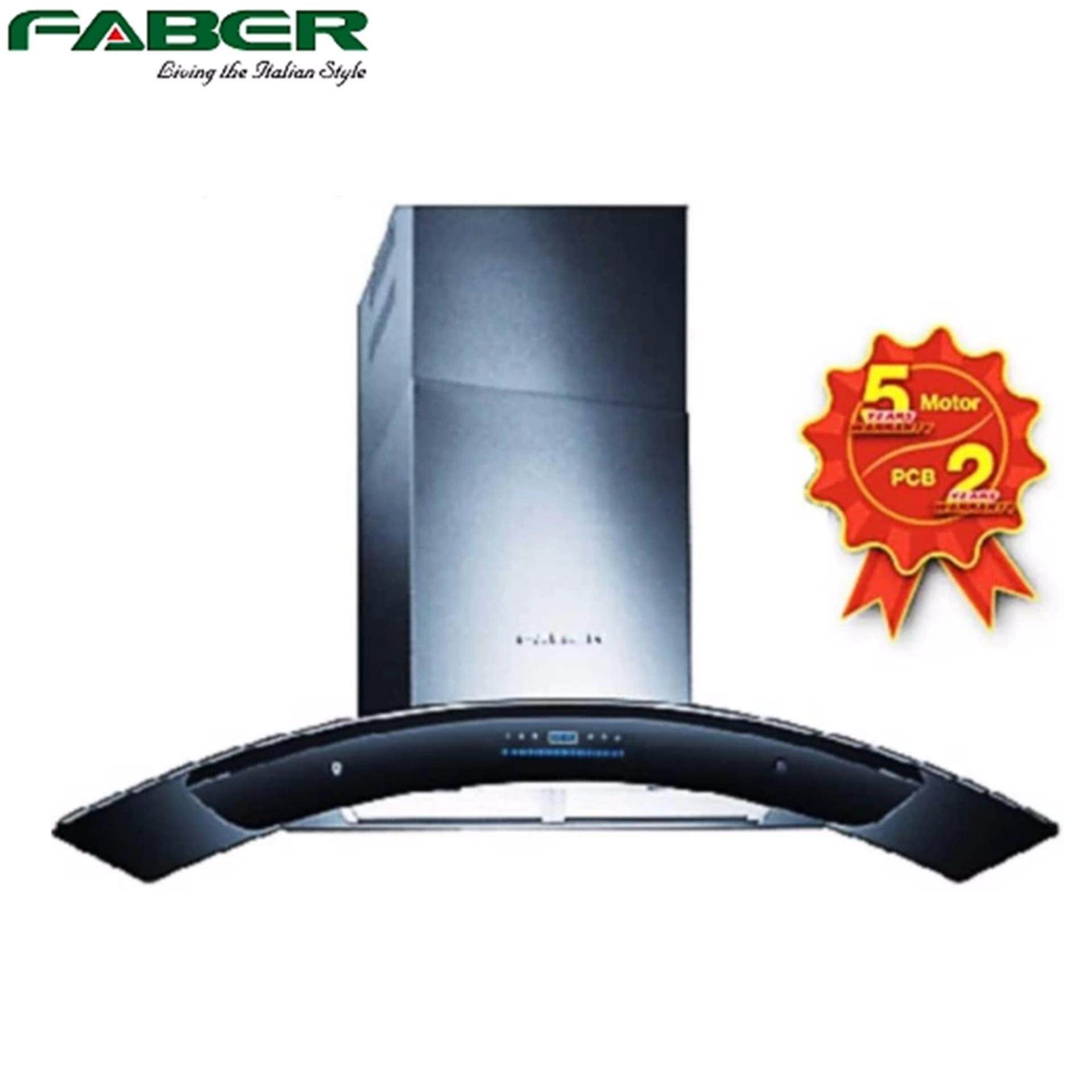 Flash Sale [FREE DUCTING]FABER COOKER HOOD STAINLESS STEEL BODY ...