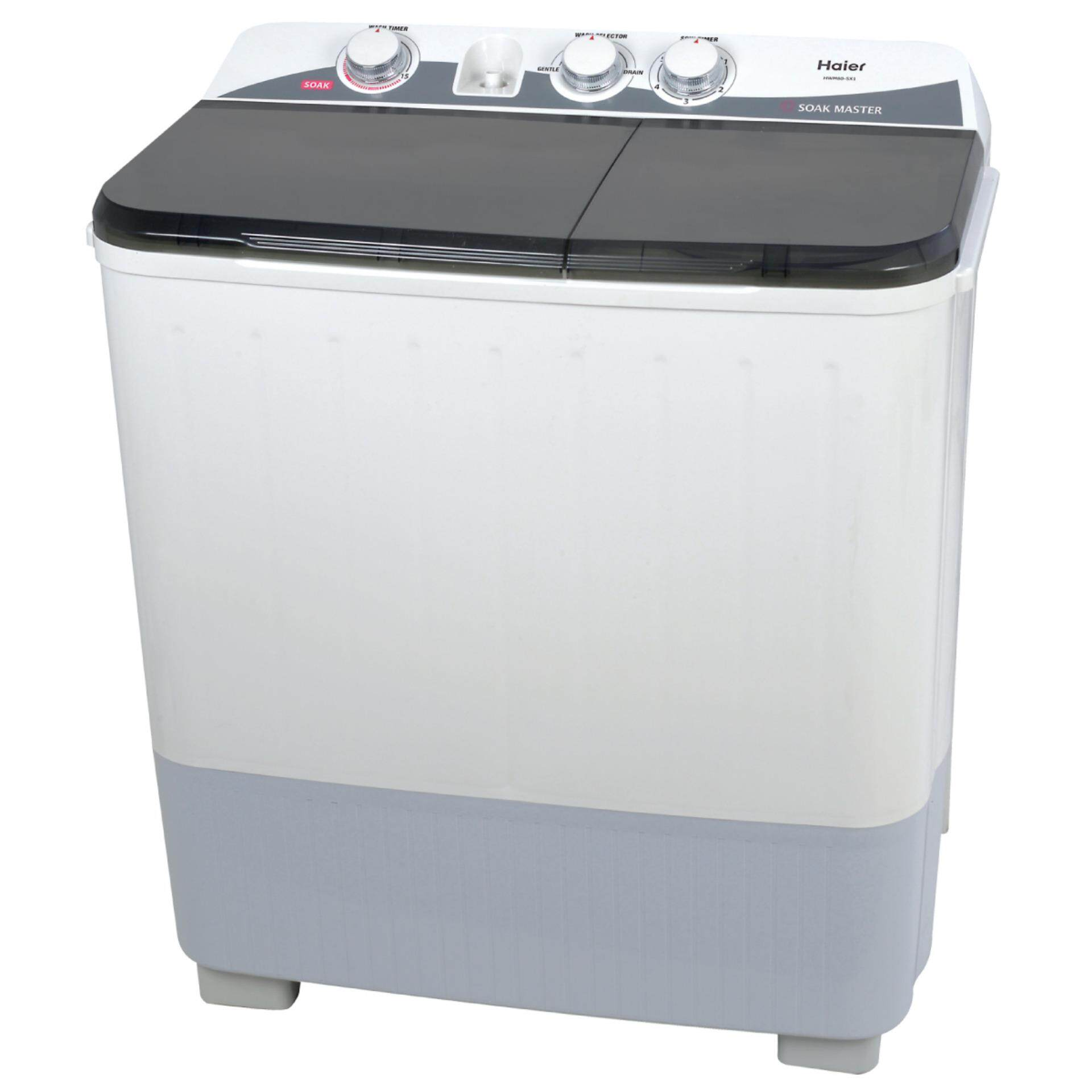 HAIER S/AUTO WASHING MACHINE (6KG) HWM60-SX1