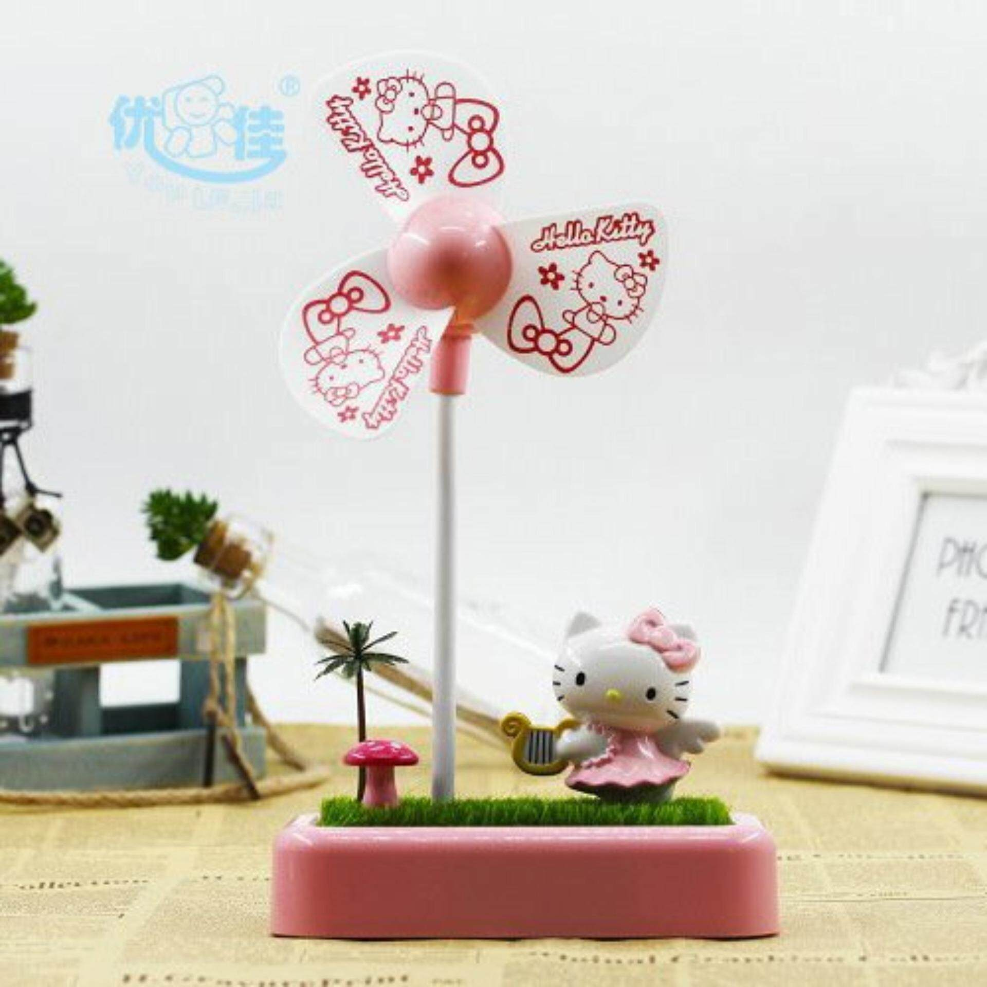 Hello Kitty Rechargeable Small Fan