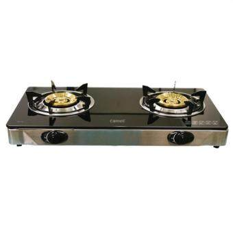 Harga Cornell Slim Type Tempered Glass Gas Stove CGS-G1220