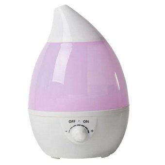 Harga Air Humidifier Air Purifier Deodorizer Aroma Therapy Air Revitalizer (pink)