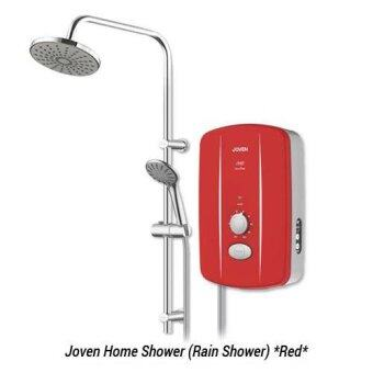 Harga JOVEN HOME SHOWER - RED *RAIN SHOWER* - I88P-RS-RED