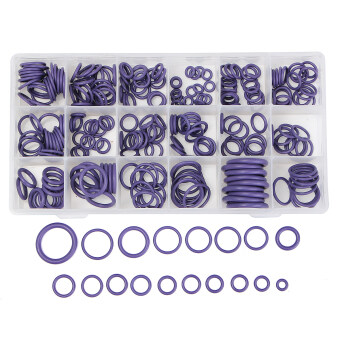 Harga R134a CAR AIR CONDITIONING 265 PIECE O RING SET ACST057