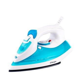Harga Morgan MSI-SC15CS Steam Iron 2000W Ceramic Coating Soleplate