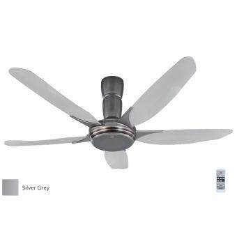 "Harga KDK 60"" V-Touch Ceiling Fan K15Y2-GS (Silver)"