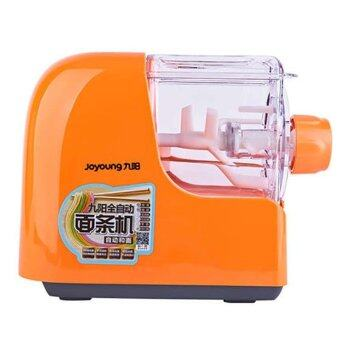 Harga Joyoung JYS-N25 Fully-Automatic Pasta Machine Household Electric Automatic Noodle Maker (Orange)