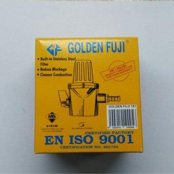 Harga Golden Fuji GF-181 Commercial High Pressure Regulator