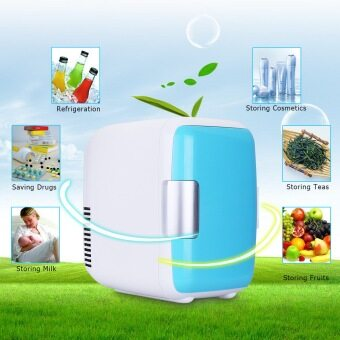 Harga BS-1004 Mini Car Refrigerator 4L