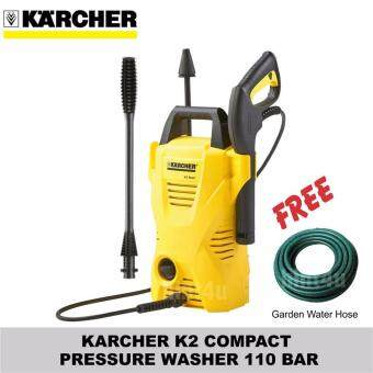 Harga Karcher K2 Compact High Pressure Washer Free Green Hose ( Germany )