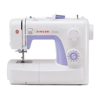 Harga Singer 3232 Simple Sewing Machine with Automatic Needle Threader