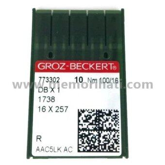 Harga Groz-Beckert Industrial Sewing Machine Needle - DBx1 Size 16/100