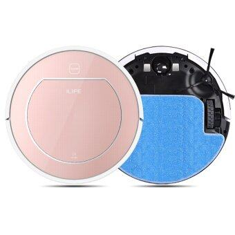Harga ILIFE 2 in 1 Robot Vacuum Cleaner for Home Wet and Dry Clean Large Water Tank Double Filter,Ciff Sensor V7S