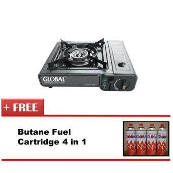 Harga Global Portable Gas Stove GF 8000