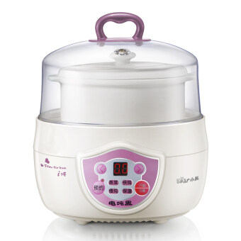 Harga Bear DDZ-1081 Mini Water-isolated Multi-stew Slow Cooker