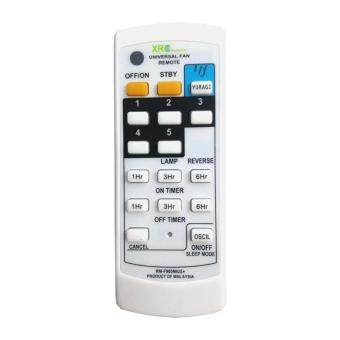 Harga Universal All In One Wall Ceiling Fan Remote Control
