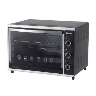 Harga Morgan MEO-HC42RC Electric Oven 42L (Black)