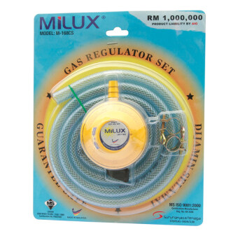 Harga Milux Gas Regulator M-168 CS
