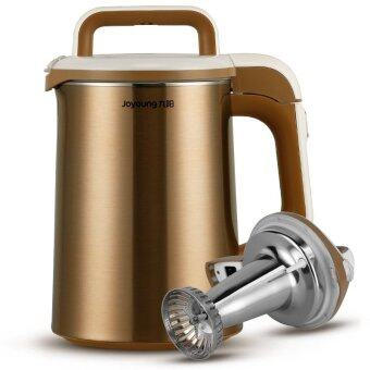Harga Joyoung DJ13B-D81SG Stainless Steel Soymilk Juice Extractor 220V 1300ml Stereo Surround Heating (Gold)