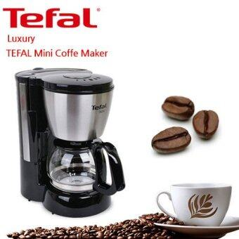 Harga [TEFAL] Minicoffee machine/ CM1108 / coffee maker / Coffee pot /home kitchen / coffee grinder / Small coffee machines / coffee bean Free Shipping