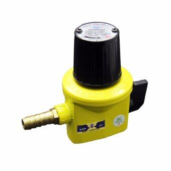 Harga Golden Fuji GF-181 High Pressure Gas Regulator (Yellow)