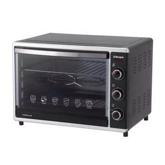 Harga MORGAN MEO-HC42RC ELECTRIC OVEN 42L(BLACK)