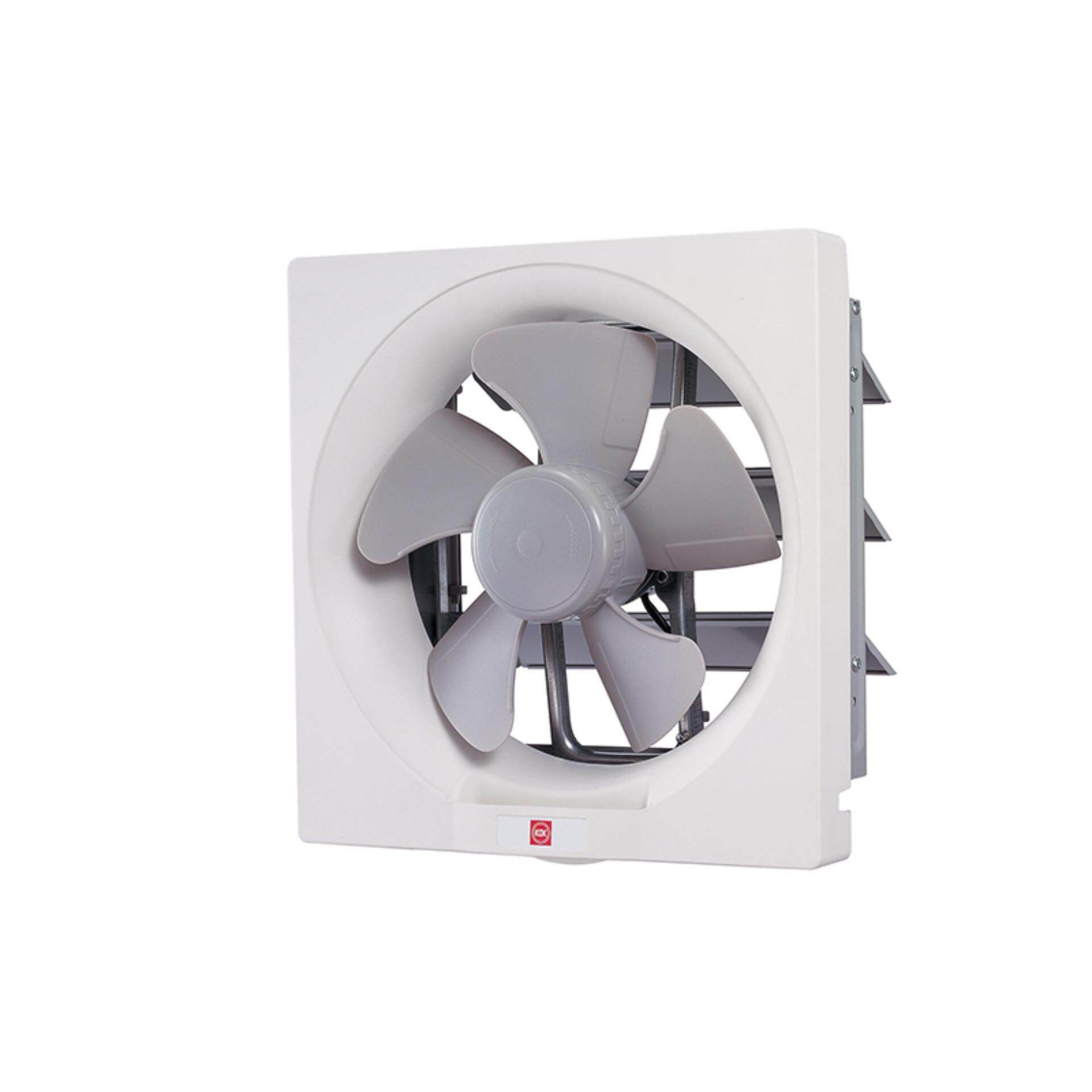 "KDK 10"" / 25cm Wall Mounted Ventilating Fan 25AQM7"