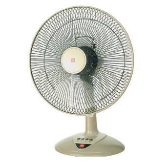 "Harga KDK KB404 Table Fan 16"" New (Assorted Colour)"