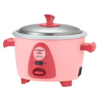 Harga KHIND 0.3 Litre Rice Cooker Model RC903