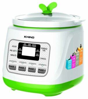 Harga KHIND BP12 BABY PORRIDGE COOKER