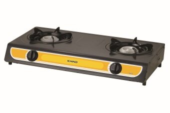Harga Khind Gas Cooker GC6010 with Beehive Burner (Black)