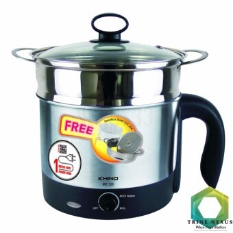 Harga Khind Multi Cooker MC12S