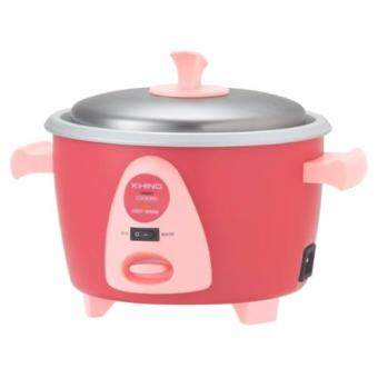 Harga Khind RC903 0.3L Rice Cooker (Assorted Colours)