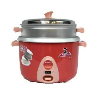 Harga kHIND Rice Cooker 1.8L RED (RC918)